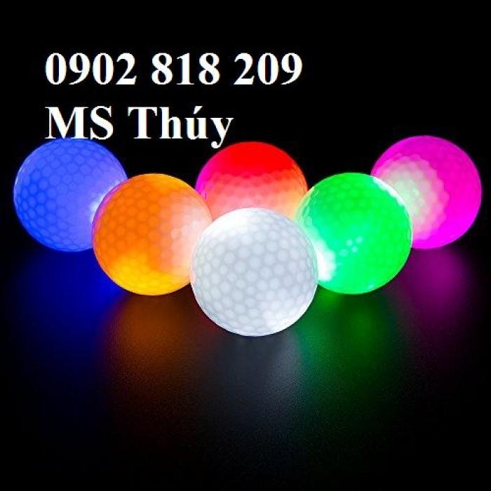 Banh golf phát sáng, banh golf sáng nhấp nháy8