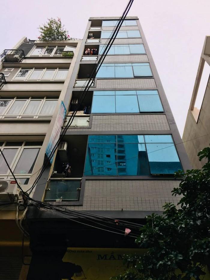 Bán Gấp tòa 8 Tầng Tổng 14 Căn Hộ Cho Thuê Phố Phạm Văn Đồng