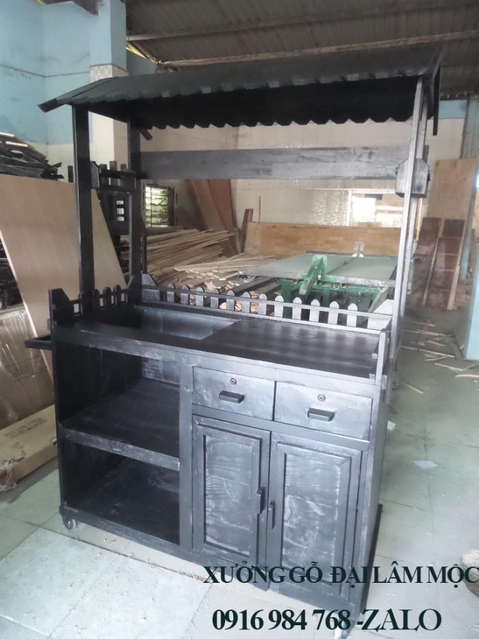 quầy cafe giá rẻ tại xưởng sản xuất HGH 6680