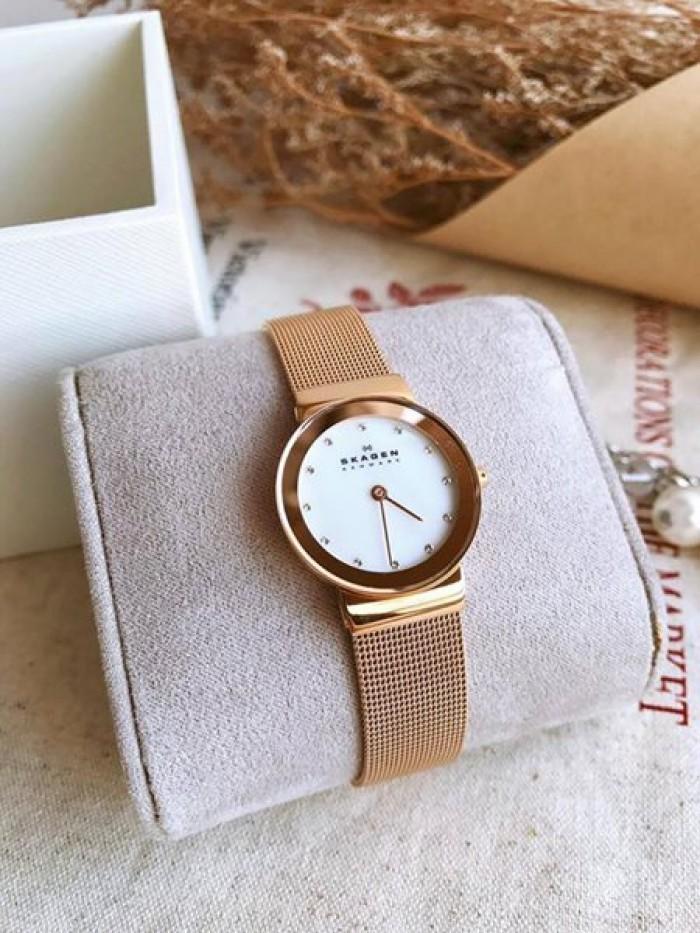Đồng hồ nữ Skagen 358SRRD0