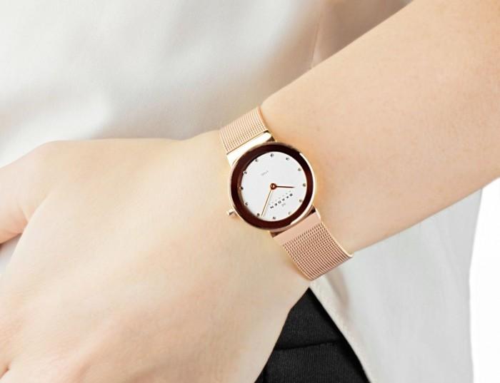 Đồng hồ nữ Skagen 358SRRD1