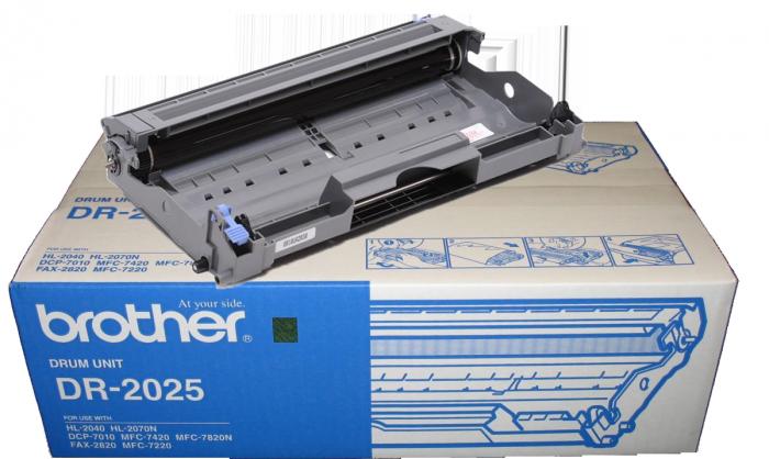CỤM TRỐNG BROTHER DR 2025 dùng cho các dòng máy Brother: MFC 7420/7820 , DCP 7010, HL 2040/2820/2070.0