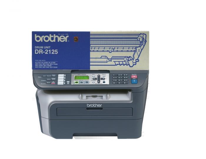 CỤM DRUM BROTHER DR 2125 dùng cho các dòng máy Brother:  HL 2140, MFC 7340/7840/7840W, DCP70302