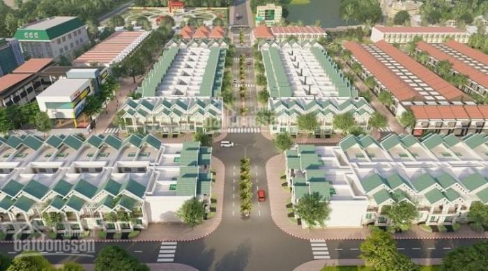 Bán Đất Dự Án Khu Đô Thị Tân An Riverside - Biệt Thự Ven Sông