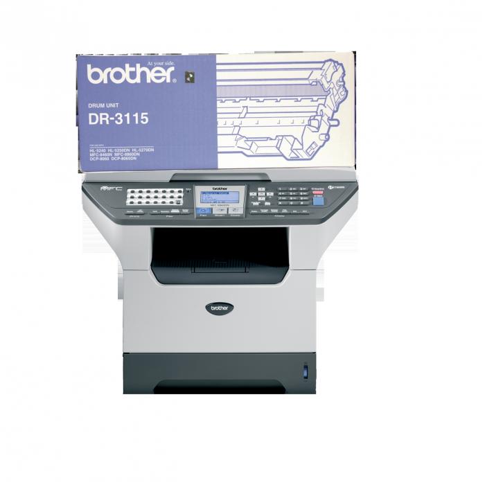 CỤM TRỐNG BROTHER DR 3115 sử  dụng cho các dòng máy Brother: HL 5240/5250D/5270DN, MFC  8460N/8860DN, DCP 8060/8065DN.1