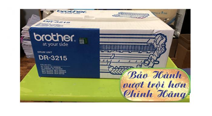 CỤM TRỐNG BROTHER DR 3215 sử  dụng cho các dòng máy Brother: HL 5340D/5370DW, MFC 8370DN/8890DW, DCP 8085DN/8070D.2