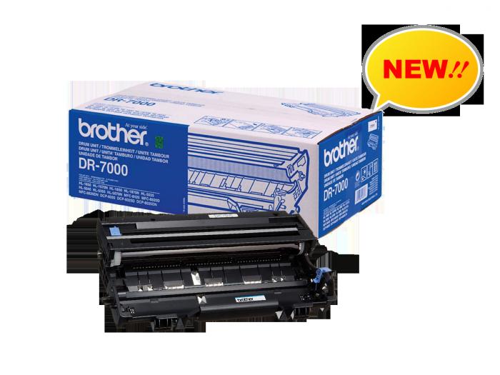 CỤM TRỐNG BROTHER DR 7000 sử  dụng cho các dòng máy Brother: HL 1650/1670N/1870N/5030/5040/5070N, MFC 8820D/8820DN/ DCP 8025D/8025DN.3