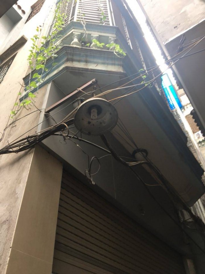 Nhà phố Thái Hà, Đống Đa- Nhà đẹp ở ngay - ngõ nông vừa tiền