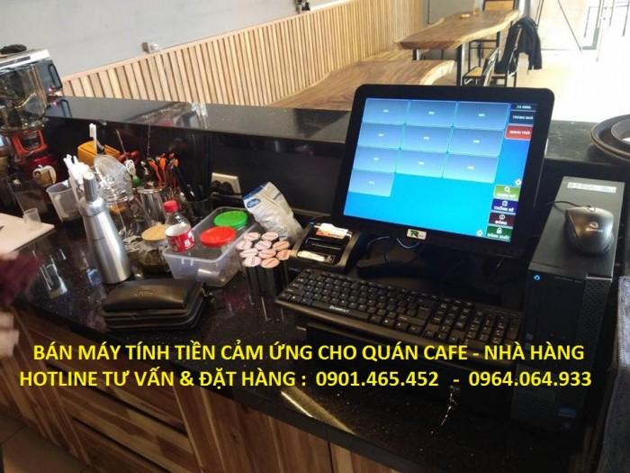 Bán Trọn bộ Máy Tính Tiền POS cho Quán Cafe tại Tân Bình Bình Thạnh4