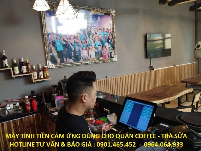 Bán Trọn bộ Máy Tính Tiền POS cho Quán Cafe tại Tân Bình Bình Thạnh3