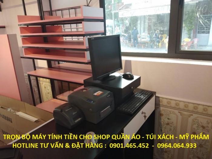Nhận Lắp Đặt Trọn Bộ Máy Tính Tiền và Cổng Từ An Ninh cho Shop Thời Trang tại Bình Phước4