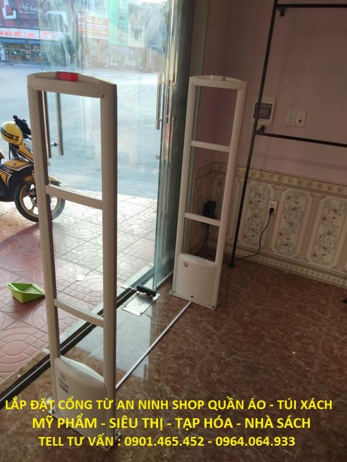 Nhận Lắp Đặt Trọn Bộ Máy Tính Tiền và Cổng Từ An Ninh cho Shop Thời Trang tại Bình Phước2