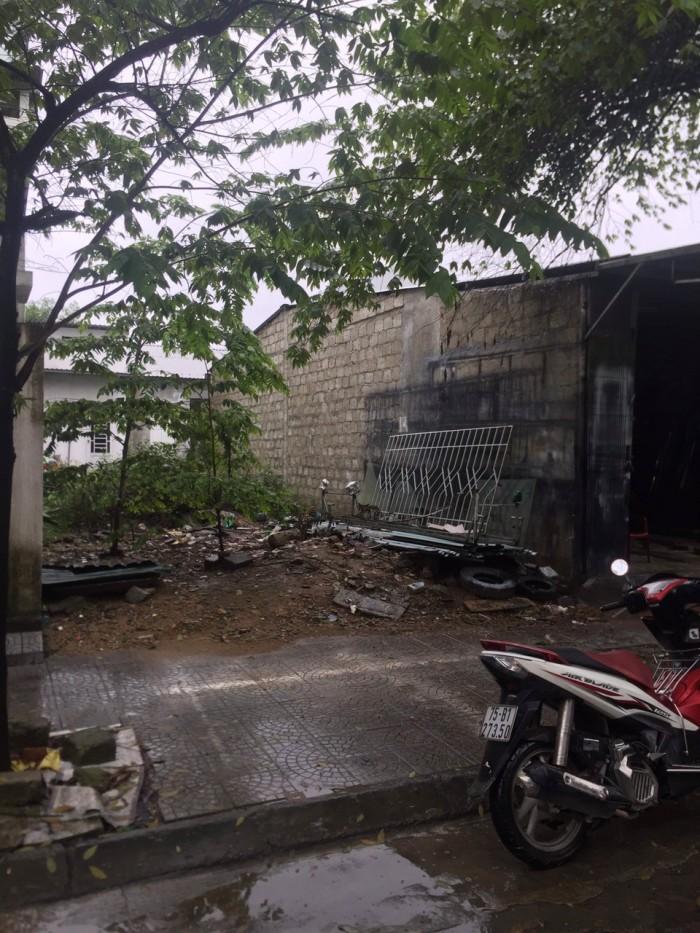 Sở hữu ngay lô đất vàng tại khu đô thị Đông Nam Thuỷ An - phường An Đông - tp Huế, dt85m2, đường 12m