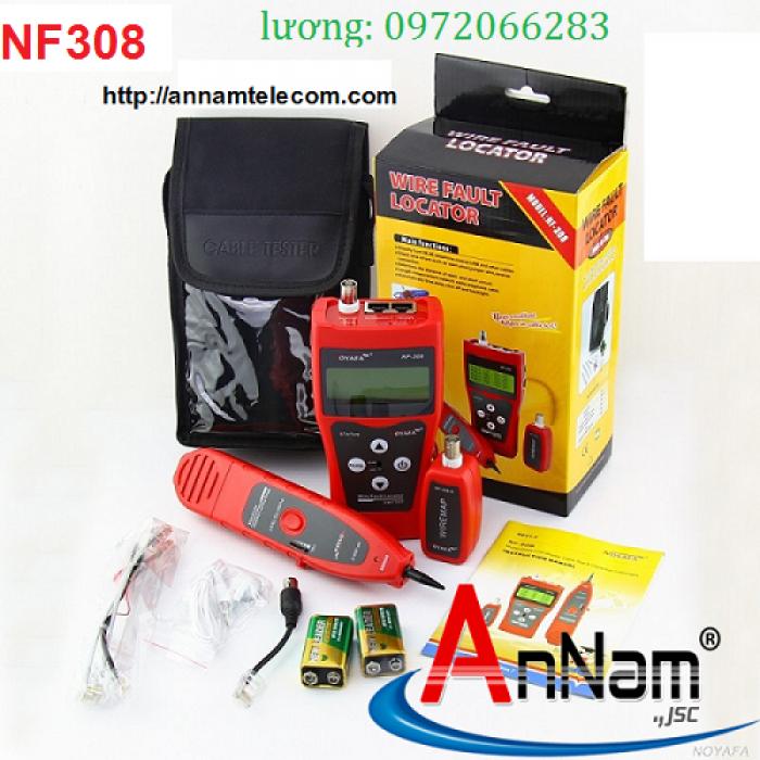 Máy test cáp mạng đa năng chính hãng Noyafa NF-3081