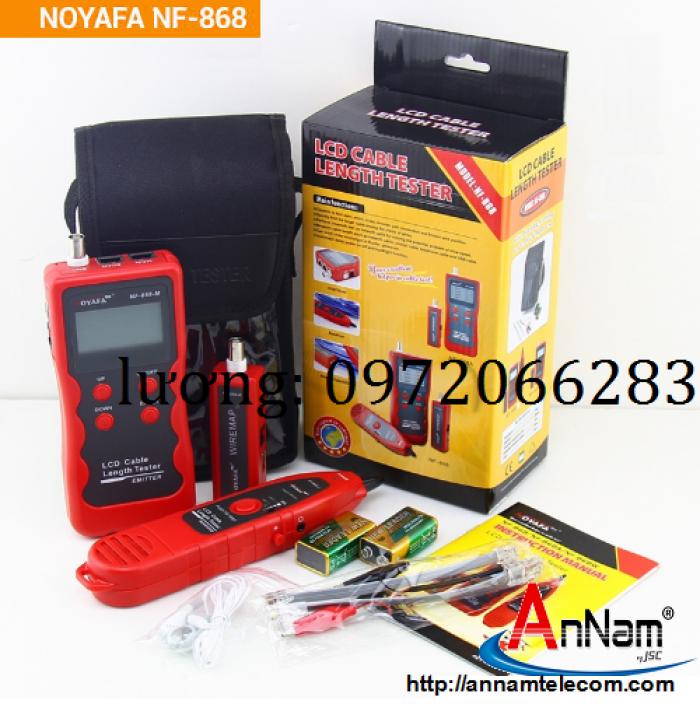 Máy test mạng NF-868 Noyafa0