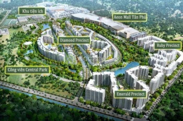Bán căn hộ Celadon City ngay Aeon Tân Phú nhận nhà ở ngay