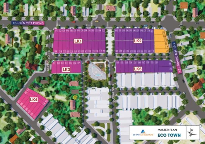 Đầu tư đất nền sân bay Eco Town - giá rẻ - chiết khấu khủng - thanh khoản cao