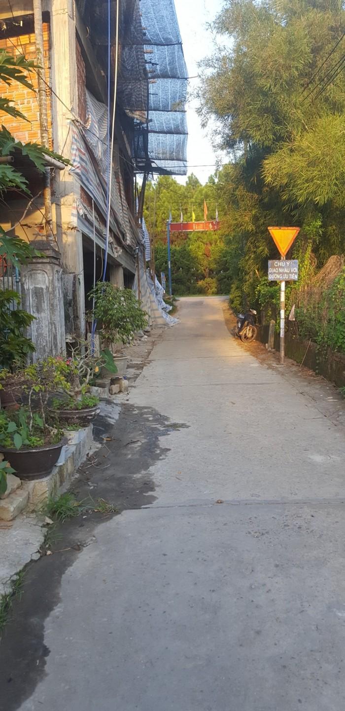 Bán Đất Kiệt Ô Tô Minh Mạng, Phường Trường An