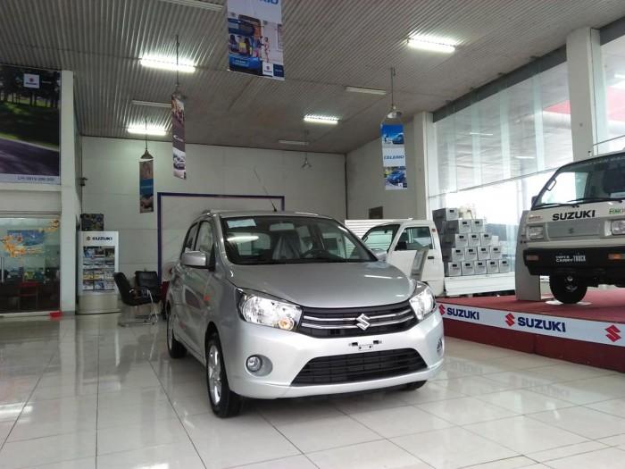 Bán Suzuki celerio 2019 màu bạc, số sàn tại Chi Lăng ,Lạng Sơn 4