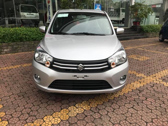 Bán Suzuki celerio 2019 màu bạc, số sàn tại Chi Lăng ,Lạng Sơn 3