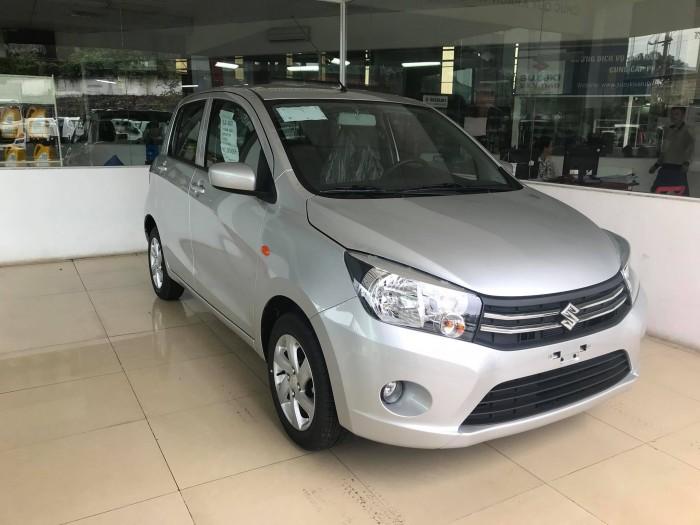 Bán Suzuki celerio 2019 màu bạc, số sàn tại Chi Lăng ,Lạng Sơn 0