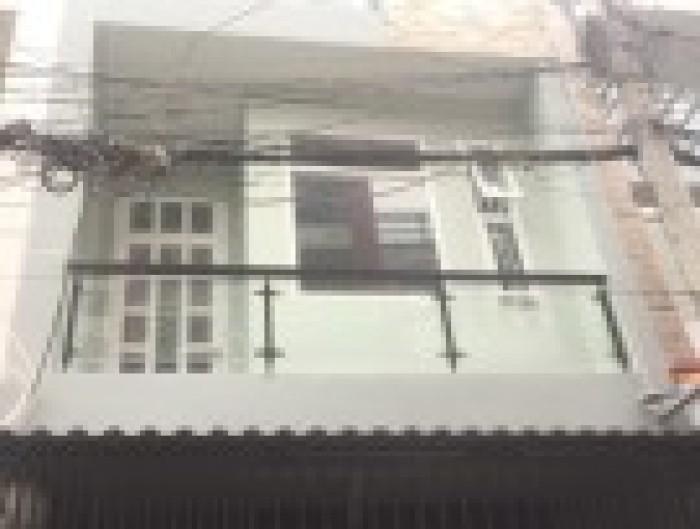 Nhà hẻm 6m đường Tân Quý, dt 4x16m , 3.5 tấm. thương lượng