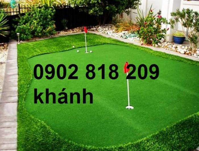 Cờ golf inox mini cho green golf trong nhà4