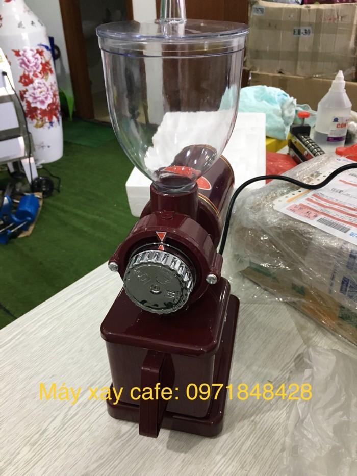 máy xay nhỏ hạt cà phê, máy xay cà phê mini trong các quán cà phê1