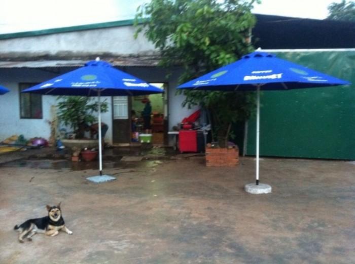 Bàn ghế ô dù cafe giá rẻ tại xưởng sản xuất HGH 710