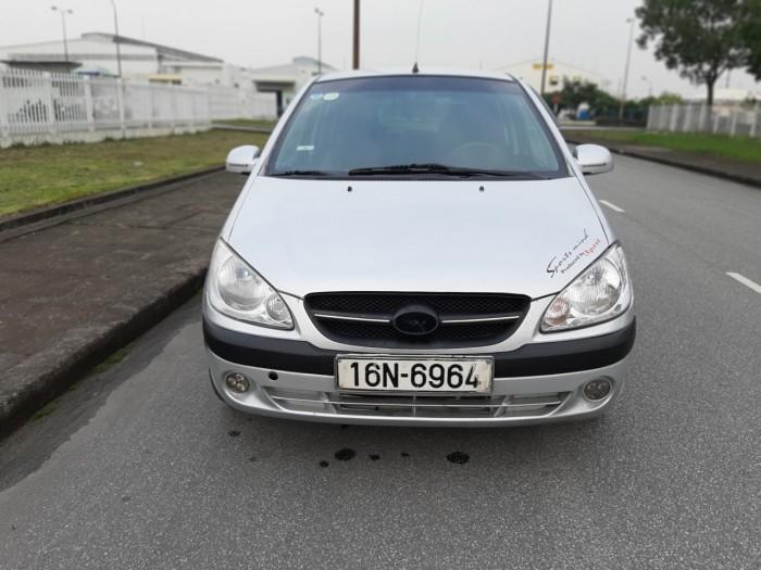 xe Huyndai cũ năm 2010 3