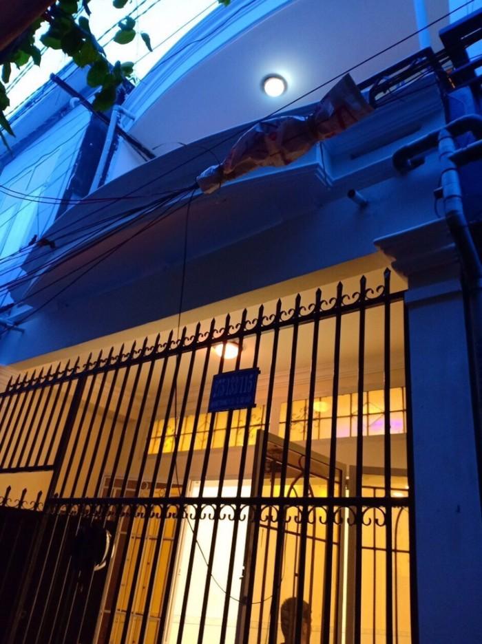 Nhà hẻm 275 Quang  Trung Phường 10 Gò Vấp