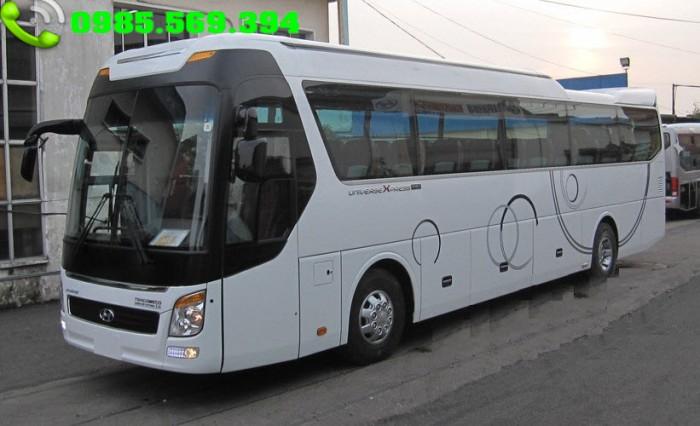 Xe Khách Chất Lượng Số 1 Việt Nam Hyundai Universe 47 Chỗ
