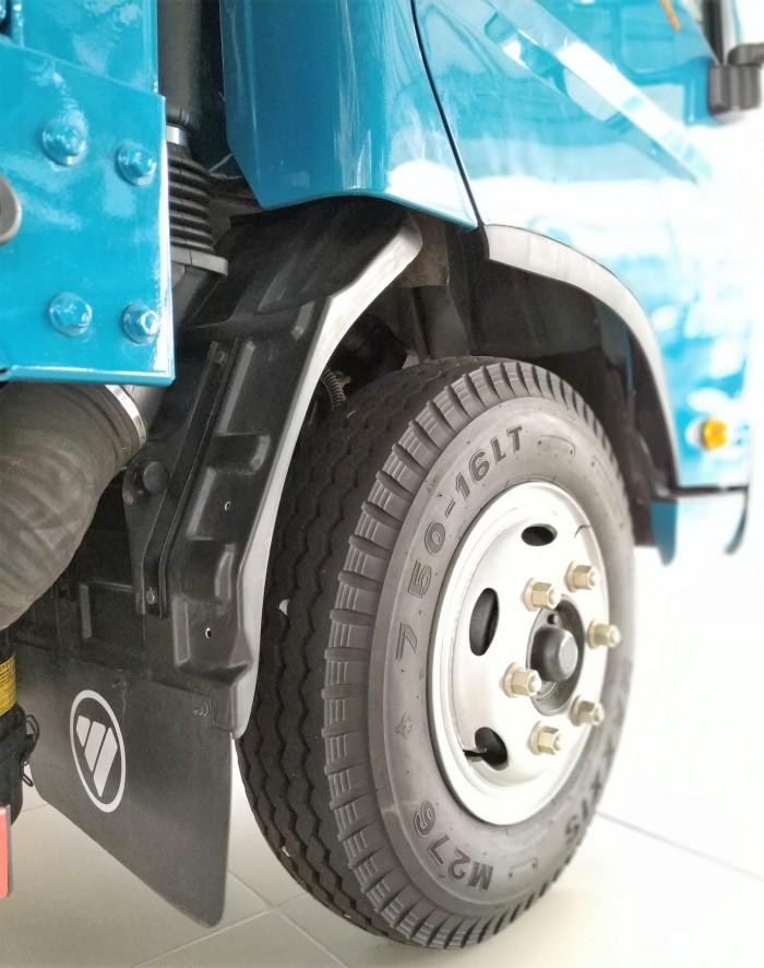 Xe tải Thaco 5 tấn - Thaco Ollin 500.E4 - Động Cơ WEICHAI- Euro 4 - Mới nhất - Hỗ trợ trả góp