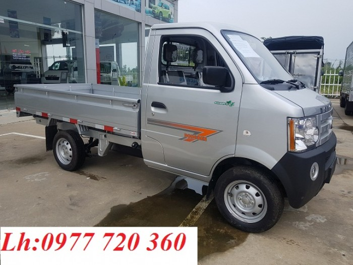 Xe tải nhỏ dưới tấn I xe tải Dongben 870kg I Đại lí nào giá tốt nhất?