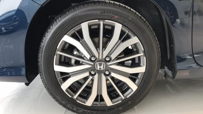 Honda City CVT màu xanh giao ngay 19