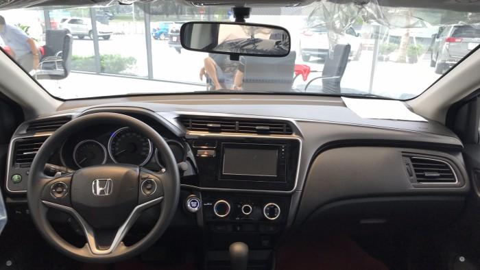 Honda City CVT màu xanh giao ngay 18