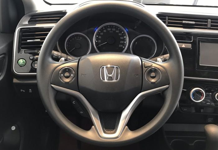 Honda City CVT màu xanh giao ngay 5