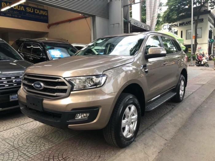 Ford Everest Ambiente 2019 số tự động, trả trước 200 triệu giao xe ngay tại Ford Gia Định