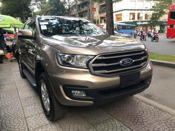 Ford Everest Ambiente 2019 số tự động, trả trước 200 triệu giao xe ngay tại Ford Gia Định - Gọi 0966877768 (MrHải 24/24)