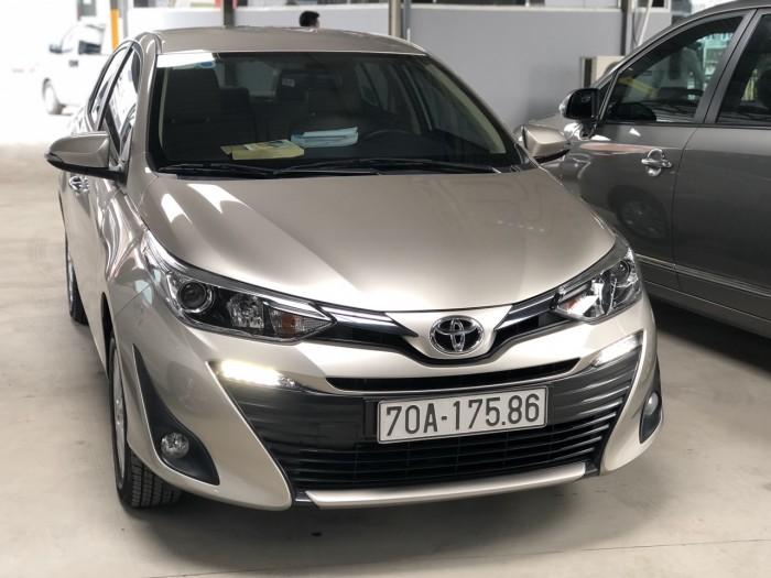 Cần bán xe Toyota Vios 1.5G AT 2018 , có hỗ trợ trả góp , fix giá mạnh cho ae thiện chí 2