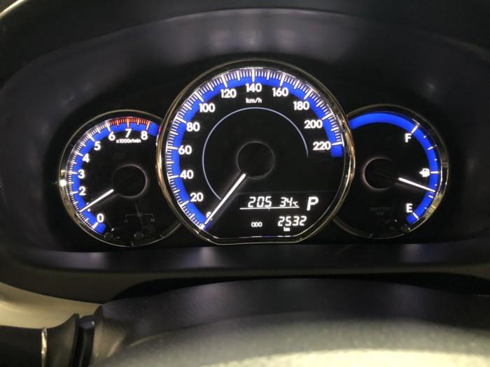 Cần bán xe Toyota Vios 1.5G AT 2018 , có hỗ trợ trả góp , fix giá mạnh cho ae thiện chí 6