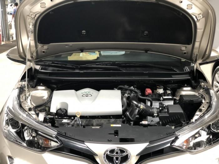 Cần bán xe Toyota Vios 1.5G AT 2018 , có hỗ trợ trả góp , fix giá mạnh cho ae thiện chí 3