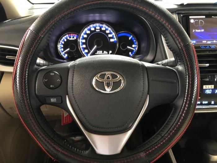 Cần bán xe Toyota Vios 1.5G AT 2018 , có hỗ trợ trả góp , fix giá mạnh cho ae thiện chí 1