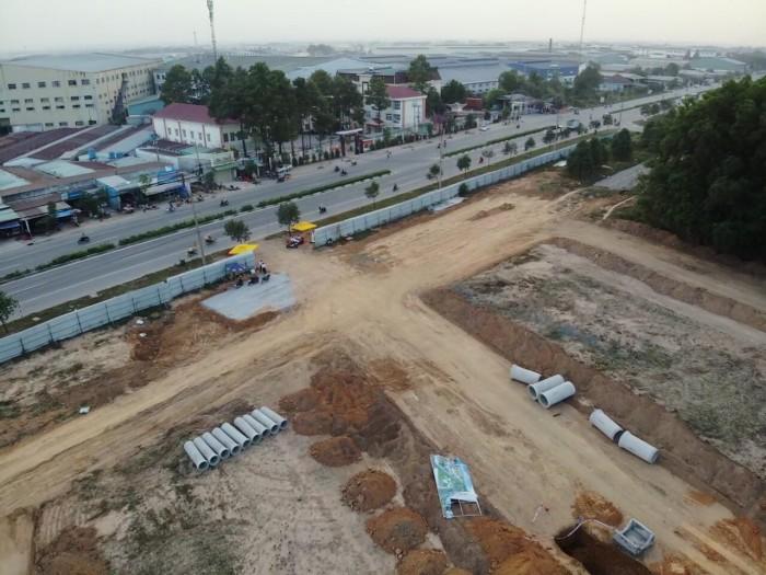 Chỉ với 500 triệu sở hữu ngay trung tâm thị xã Nam Tân Uyên cách vòng xoay Kim Hằng 100m