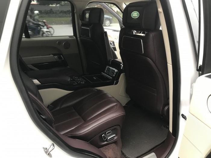 Bán xe RangeRover Autobiography 5.0,bản 4 chỗ,Model và đăng ký 2015,tiện nghi sang trọng,đẳng cấp,xe đẹp ,biển vip.