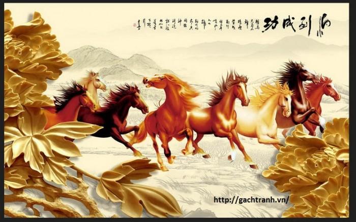 Tranh 3d KH8905