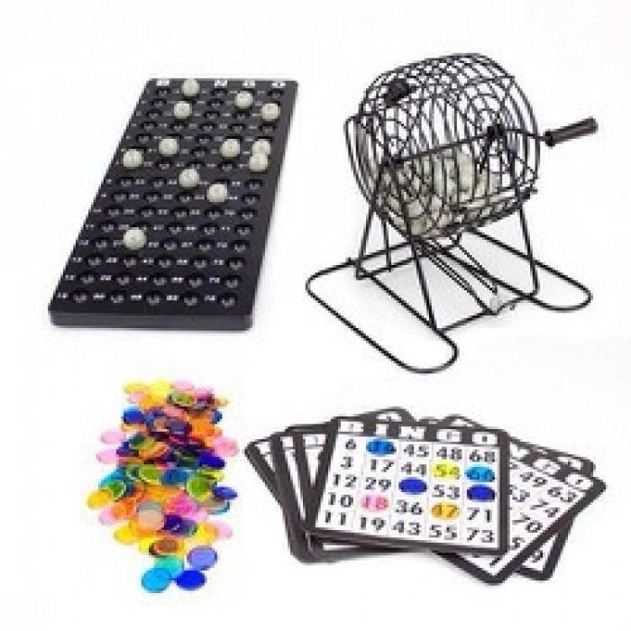 Đồ Chơi Lô Tô Bingo Set0