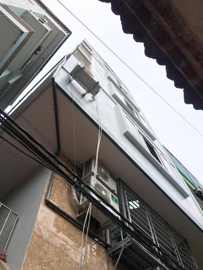 Bán nhà ngõ 118 triều khúc,diện tích 52m x 7 tầng,doanh thu cho thuê cả nhà  trên 500tr/năm