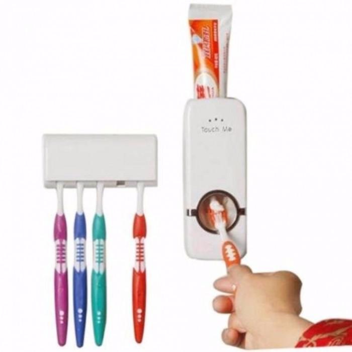 Dụng cụ lấy kem đánh răng thông minh