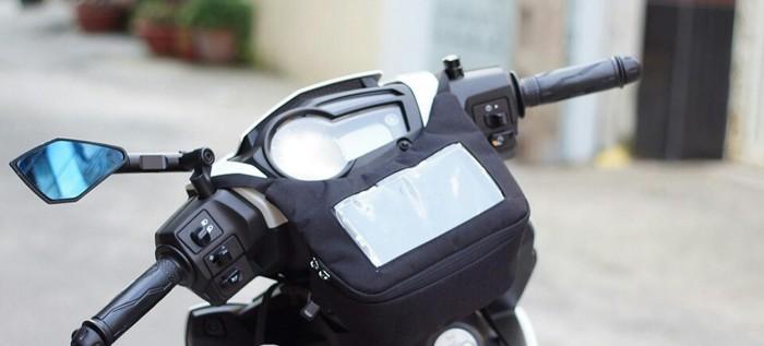 Túi treo điện thoại và vật dụng xe máy